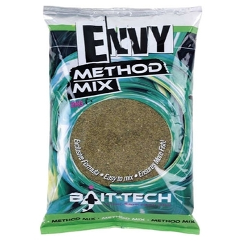 Bait-Tech Envy Hemp & Halibut Method Mix - 2 kg