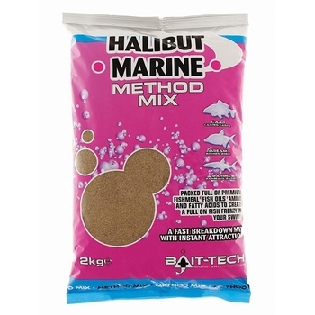 Halibut Marine Method Mix -2kg