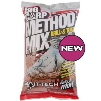 Big Carp Method Mix Krill & Tuna -2kg