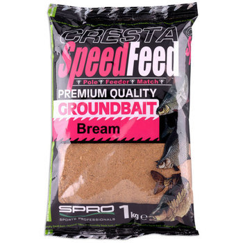 Cresta SpeedFeed Groundbait - BREAM 1kg
