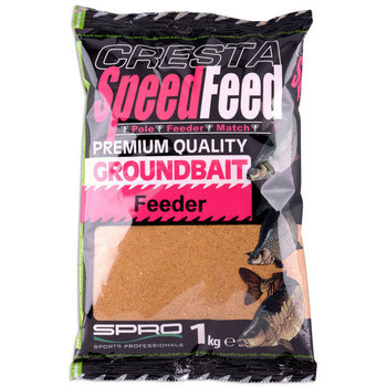 Cresta SpeedFeed Groundbait - FEEDER 1kg